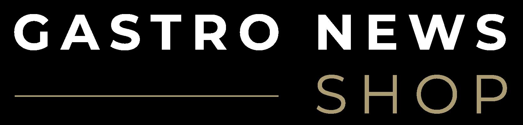 Gastro News Shop Logo